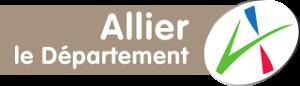 logo département de Allier (03)