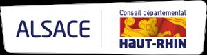 logo département de Haut-Rhin (68)