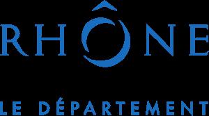 logo département de Rhône (69)