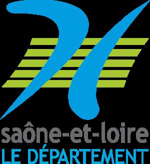 logo département de Saône-et-Loire (71)