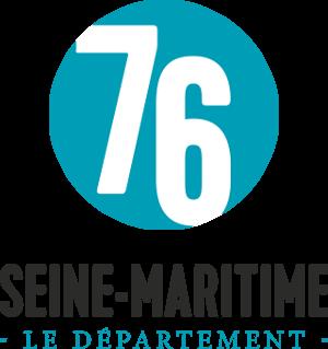 logo département de Seine-Maritime (76)