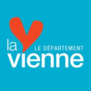 logo département de Vienne (86)