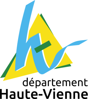 logo département de Haute-Vienne (87)