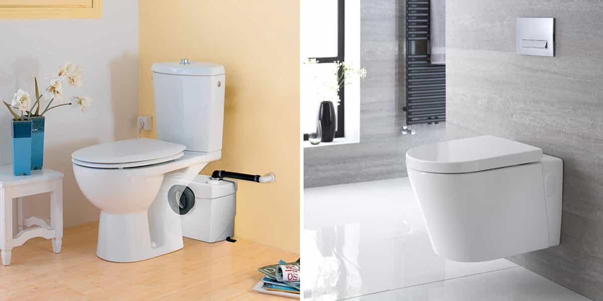 Deux familles de wc toilette Montreuil-au-Houlme (61210)