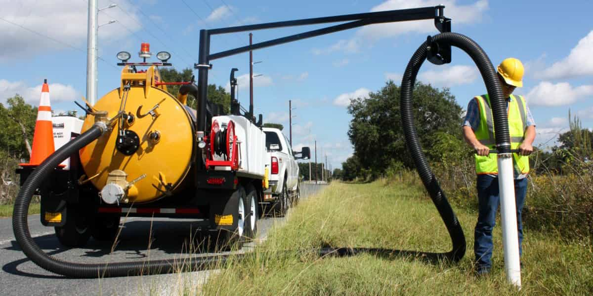 Intervention de camion pompage Valambray (14190) pour une débouchage haute pression efficace