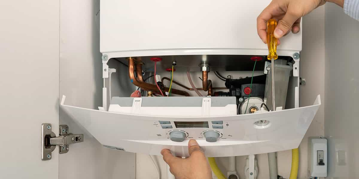 Panne chaudière gaz sur le circuit électrique Lappion (02150)