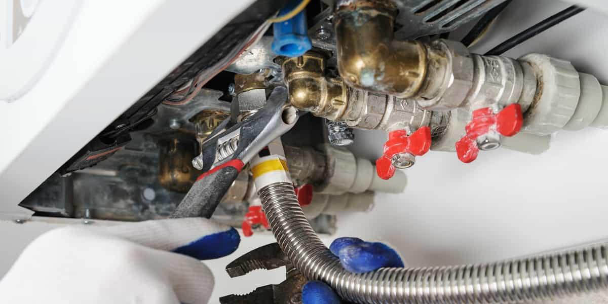Panne chaudière gaz sur le circuit gaz Lappion (02150)