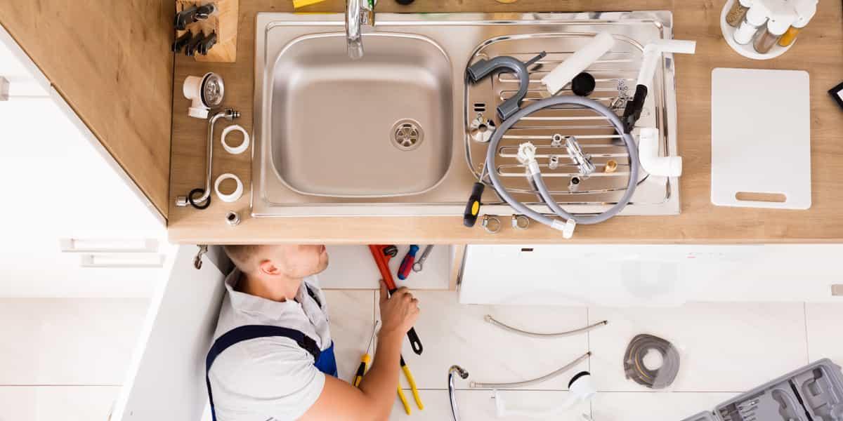 Réparation de fuite d'eau évier Assier (46320) d'urgence