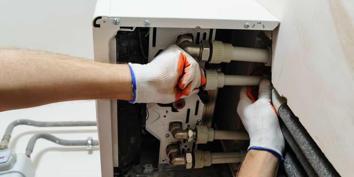 Réparation fuite chaudière gaz - Dépannage panne chaudière gaz Lappion (02150)