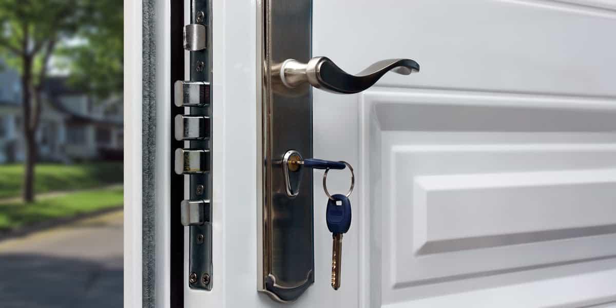 Tarif réparation de porte blindée affaissée Château-Thierry (02400)
